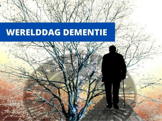 Werelddag Dementie: wij dragen ons steentje bij